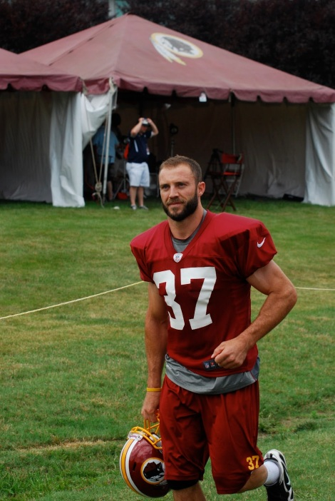 Notes from Training Camp: Secondly, the Secondary