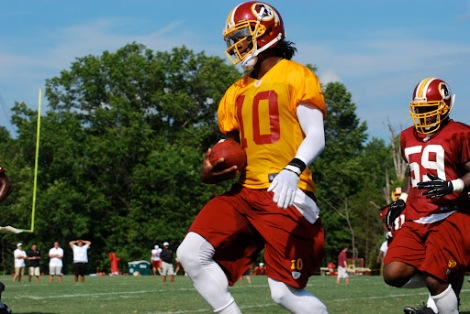 Notes from Training Camp: First Things First